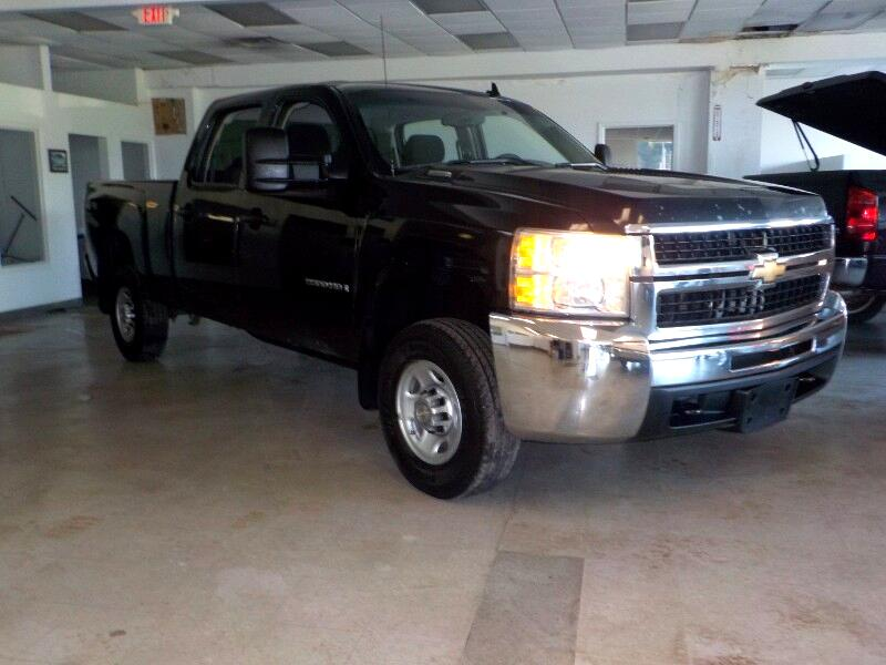 2009 Chevrolet Silverado 2500HD LS Crew Cab Short Bed 4WD