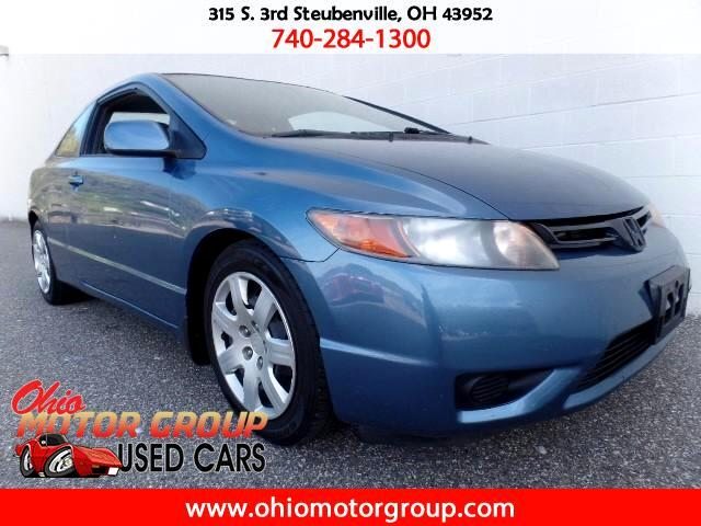 2006 Honda Civic LX Coupe AT