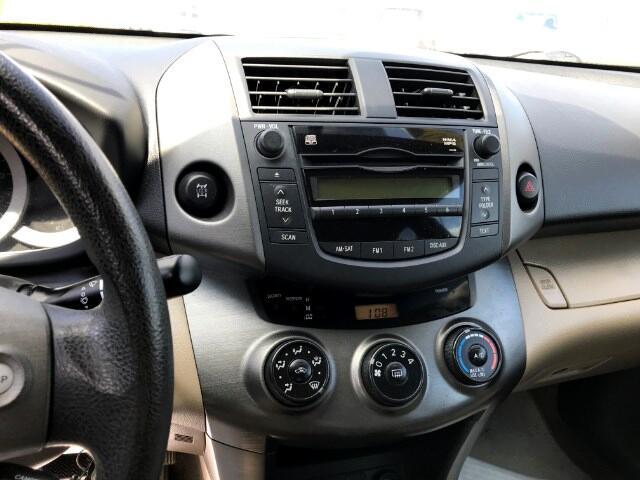 2009 Toyota RAV4 Base I4 4WD