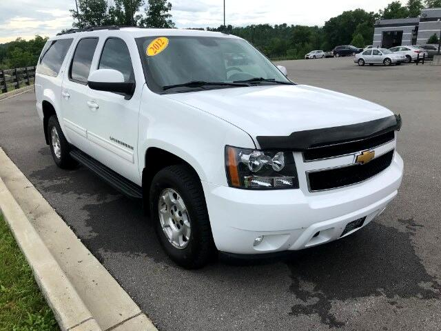 used 2012 chevrolet suburban lt 1500 4wd for sale in louisa ky 41230 car city automotive. Black Bedroom Furniture Sets. Home Design Ideas