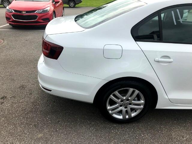 2018 Volkswagen Jetta 1.4T S 6A