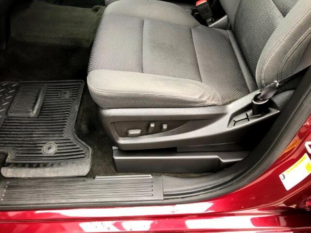 2015 Chevrolet Silverado 1500 LT Double Cab 2WD