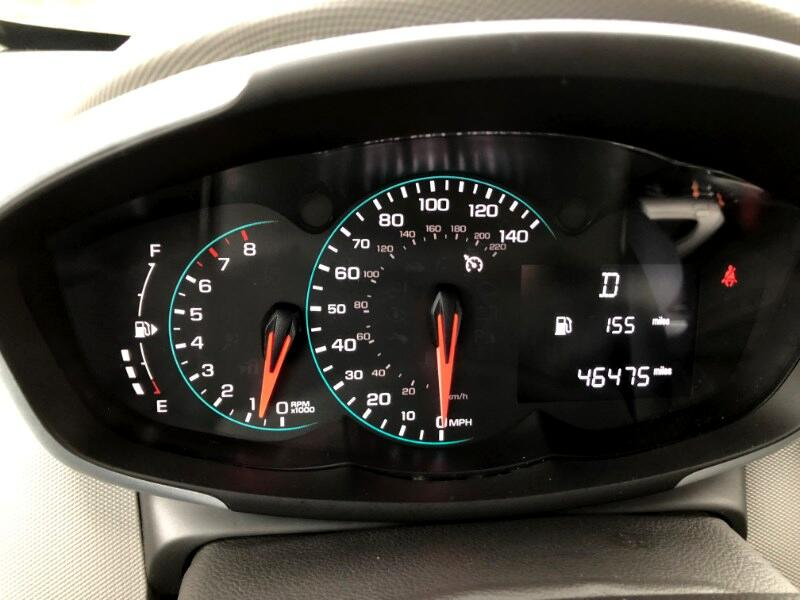 2017 Chevrolet Sonic LT Manual Sedan