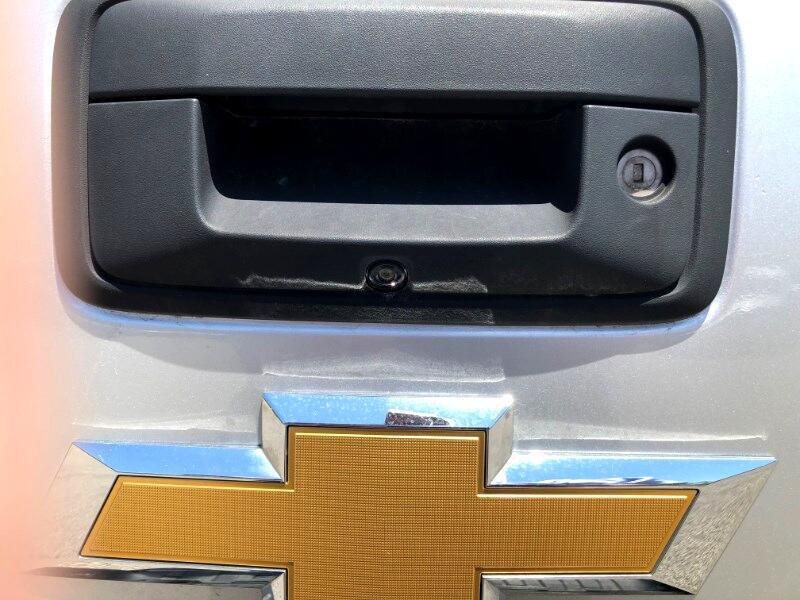 2015 Chevrolet Silverado 1500 LT Double Cab 4WD