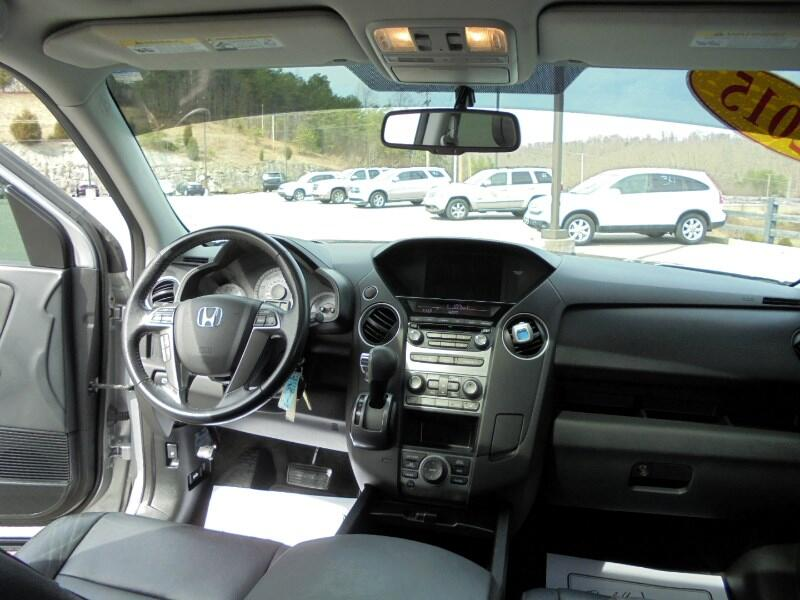 2015 Honda Pilot EX-L 4WD 5-Spd AT with Navigation