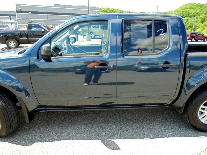 2019 Nissan Frontier SL Crew Cab 5AT 4WD