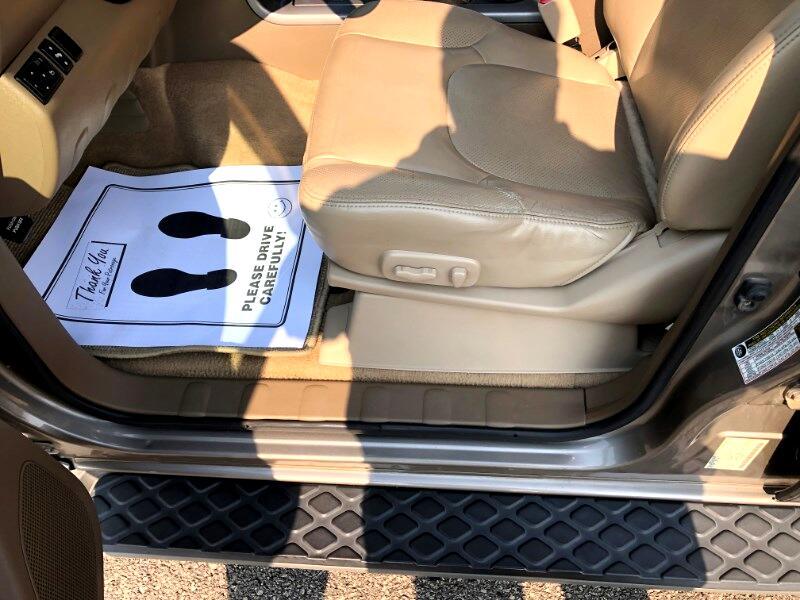 2007 Nissan Pathfinder LE 4WD
