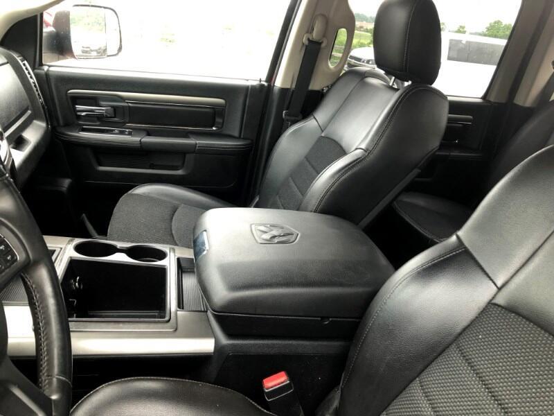 2014 RAM 1500 Sport Crew Cab LWB 4WD