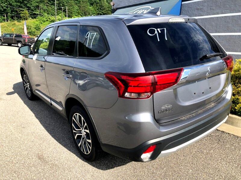 2018 Mitsubishi Outlander SEL AWD