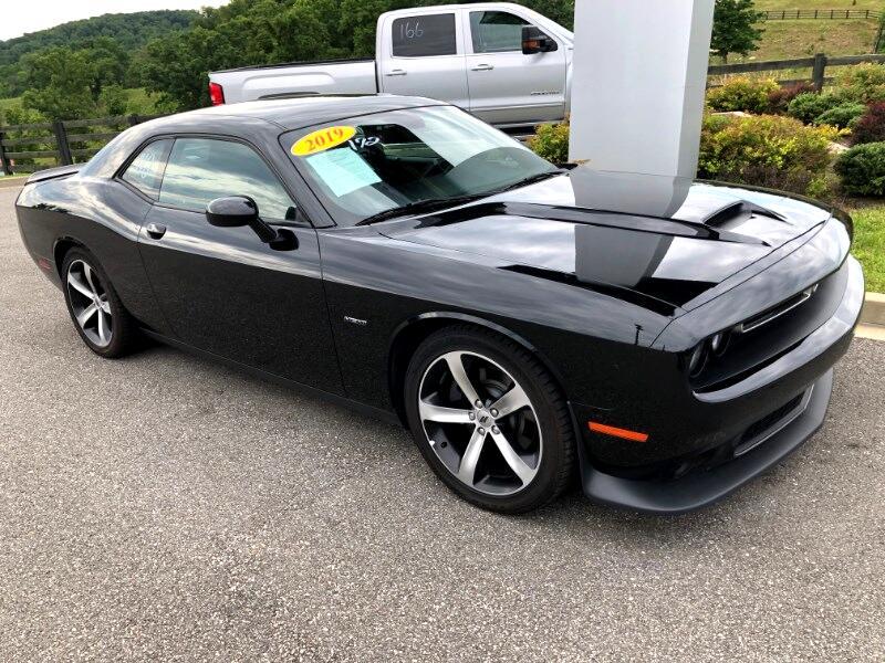 2019 Dodge Challenger R/T Plus