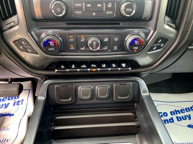 2018 Chevrolet Silverado 2500HD LTZ Crew Cab Long Box 4WD