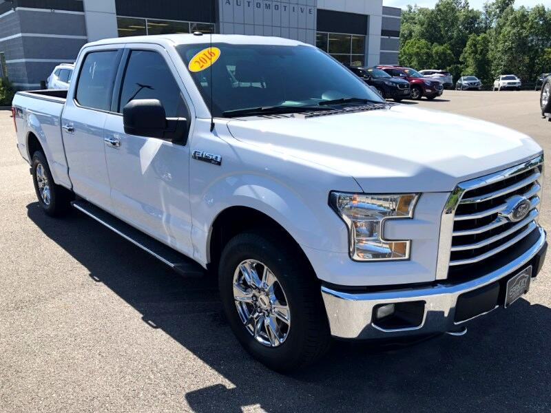 2016 Ford F-150 4WD SuperCrew 150