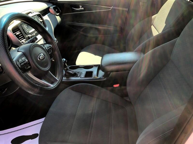2017 Kia Sorento LX V6 AWD