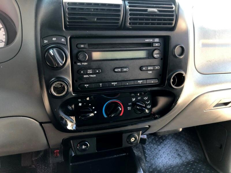 2010 Ford Ranger Sport SuperCab 4-Door 4WD