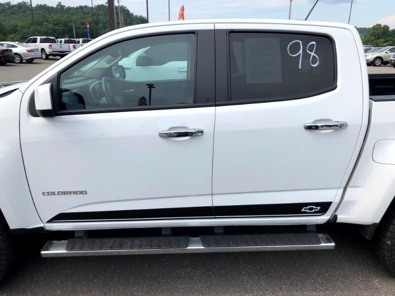 2016 Chevrolet Colorado Z71 Crew Cab 4WD Long Box
