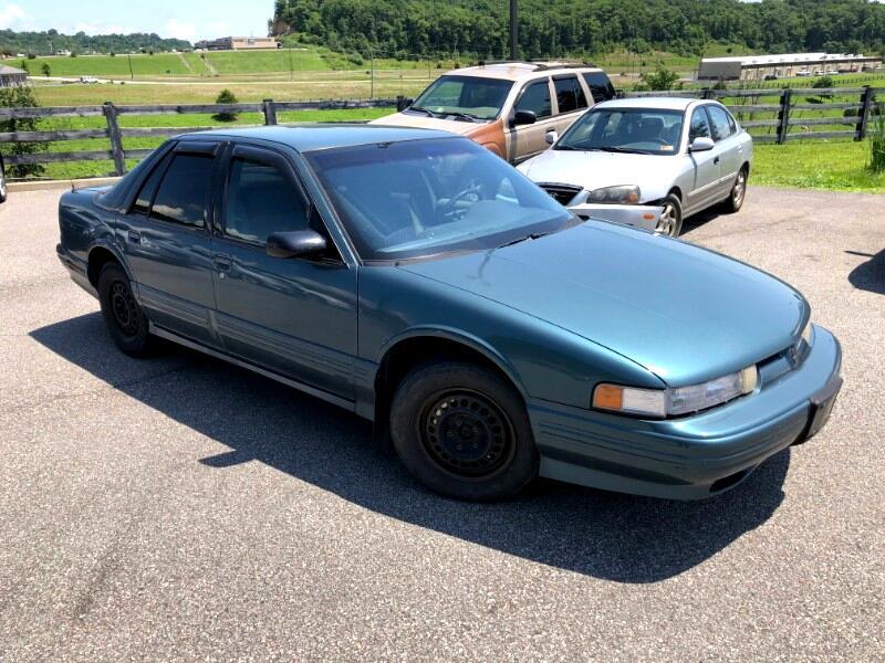 1996 Oldsmobile Cutlass Supreme Series I sedan