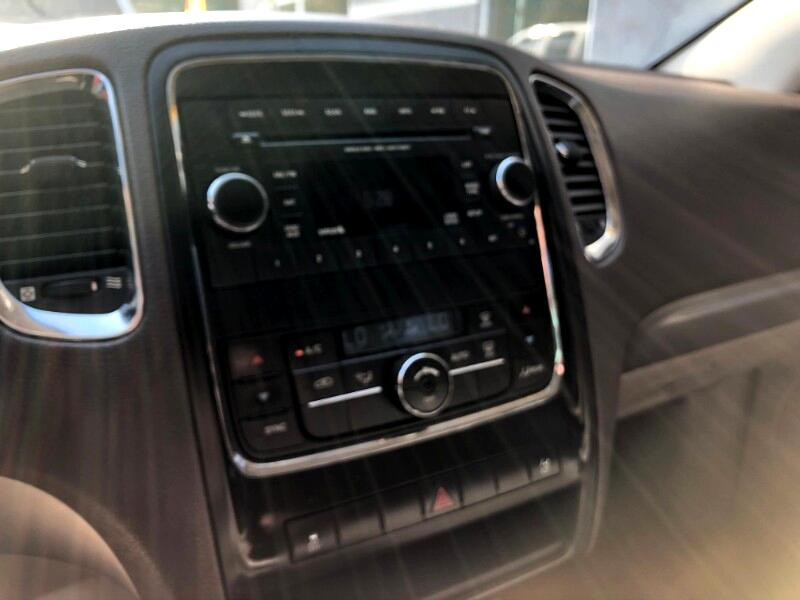 2012 Dodge Durango SXT AWD
