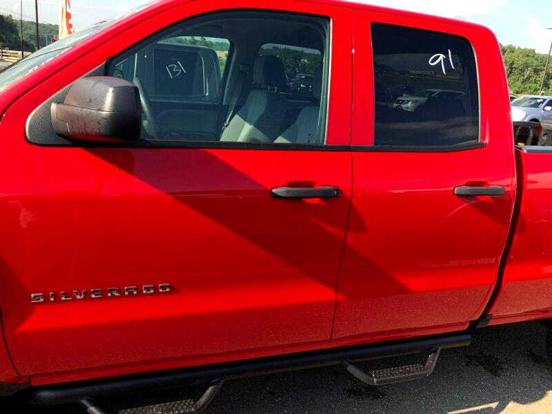 2016 Chevrolet Silverado 1500 Work Truck Double Cab 4WD