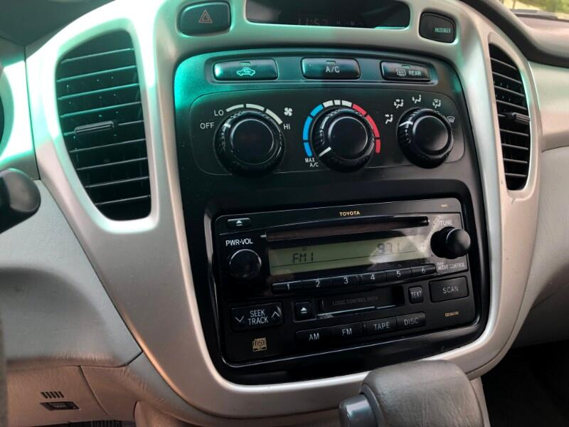 2006 Toyota Highlander V6 2WD with 3rd-Row Seat