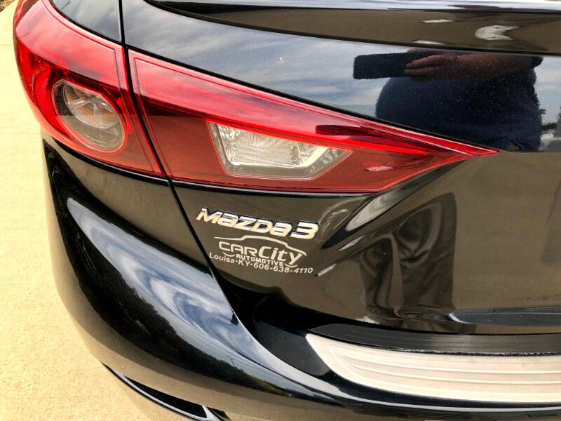 2015 Mazda MAZDA3 I Grand Touring AT 4-Door