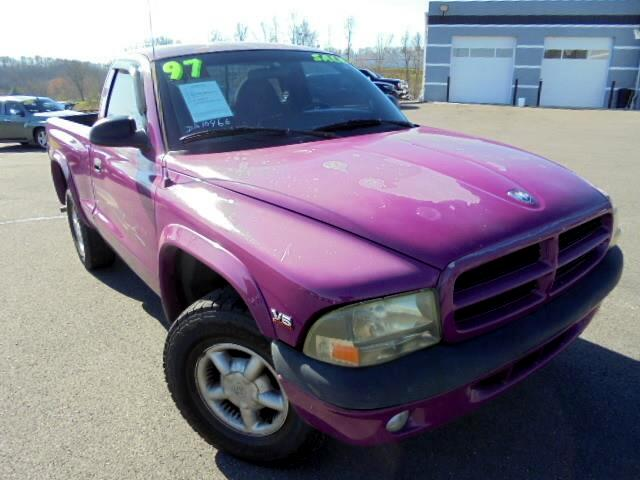 1997 Dodge Dakota Reg. Cab 6-ft. Bed 4WD