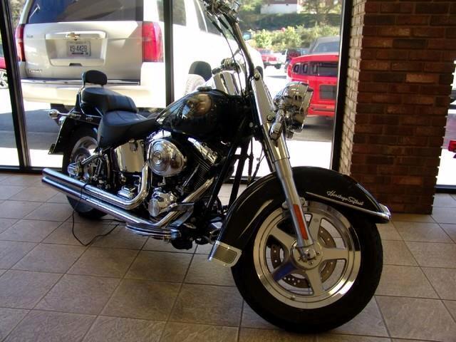 2005 Harley-Davidson FLSTCI