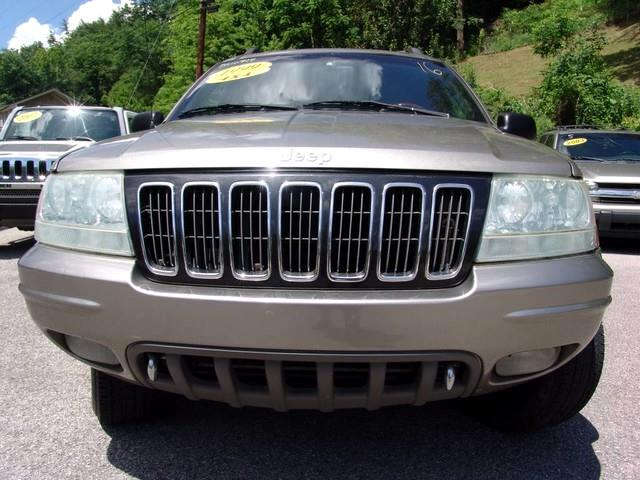 1999 Jeep Grand Cherokee Laredo 4WD
