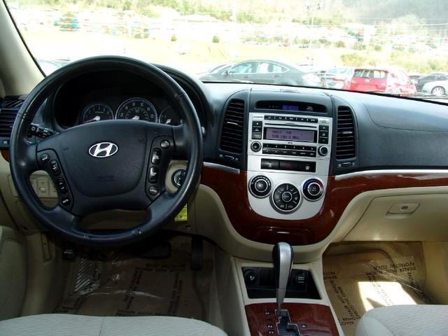 2007 Hyundai Santa Fe SE AWD