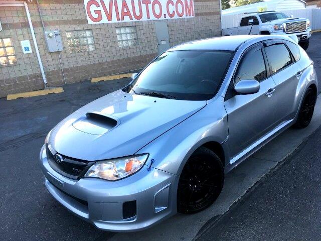 2012 Subaru Impreza WRX 5-Door