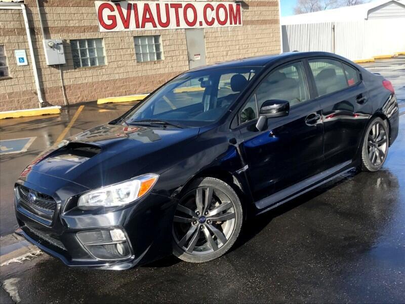Subaru WRX Premium CVT 2017