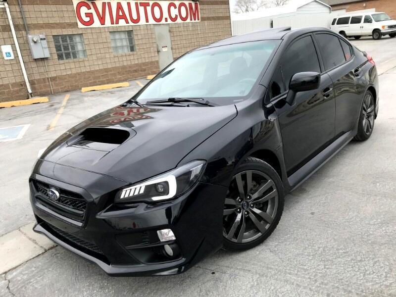 Subaru WRX Limited CVT 2016