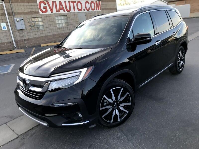 Honda Pilot Touring 4WD 2019