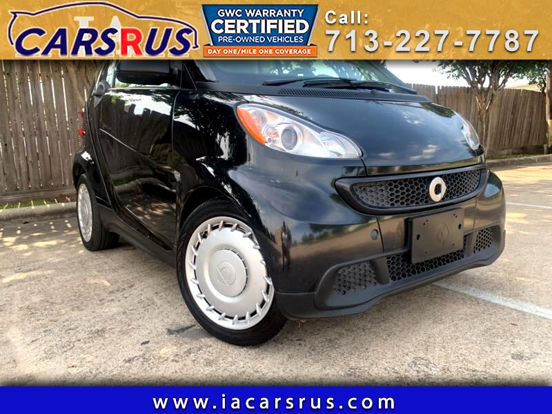 2014 smart Fortwo Pure