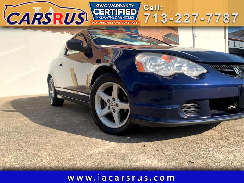 Acura RSX Base 2002