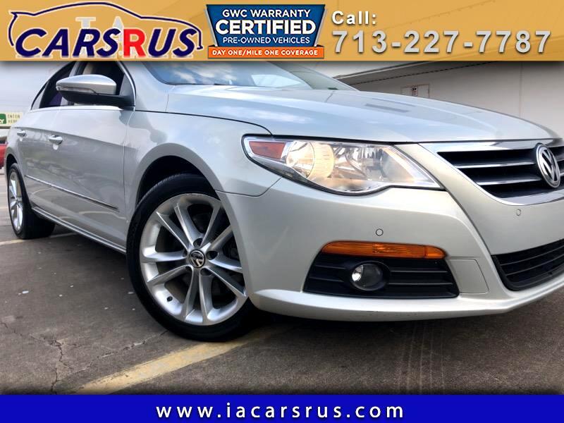 Volkswagen CC Luxury 2010
