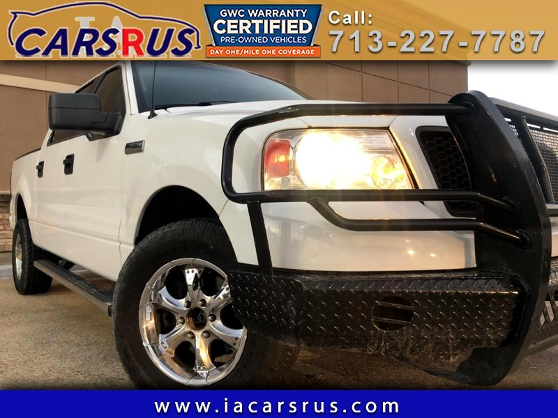 Ford F-150 XLT SuperCrew 2WD 2006