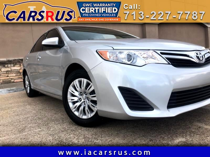 Toyota Camry L 2014