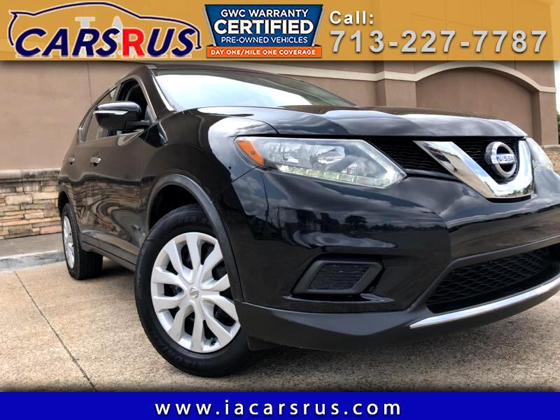 Nissan Rogue S 2WD 2015