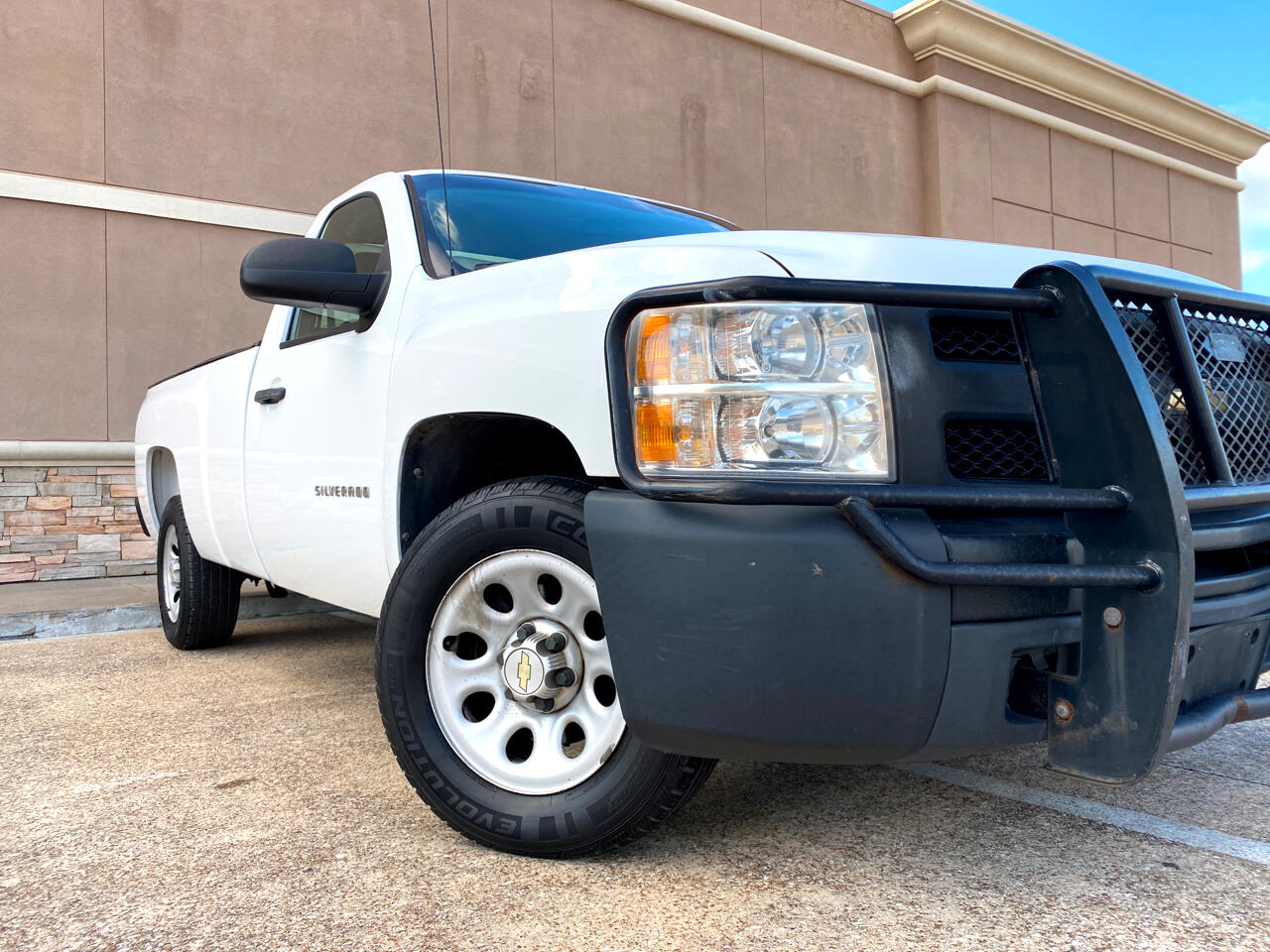 Used 2011 Chevrolet Silverado 1500 Work Truck 2wd For Sale In Houston Tx 77063 Cars R Us