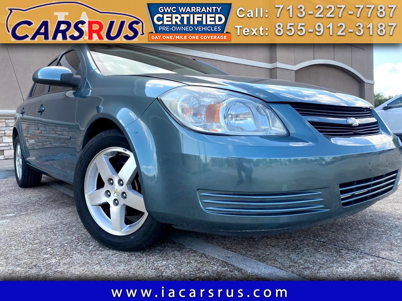 Chevrolet Cobalt LT2 Sedan 2010