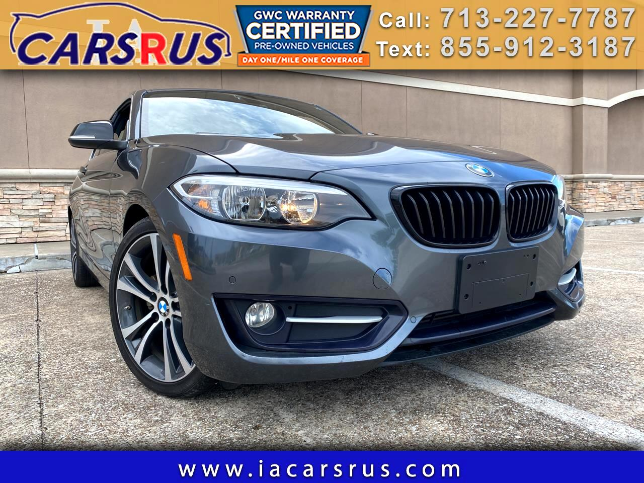 BMW 2-Series 228i Coupe 2015