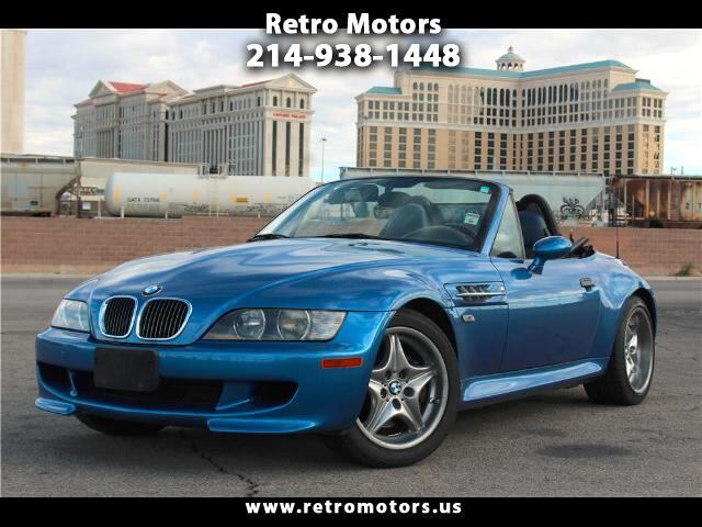 1998 BMW M Roadster Base
