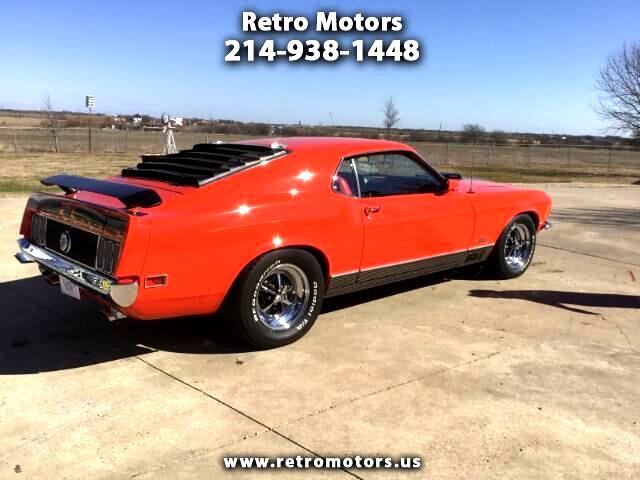 1970 Ford Mustang 2-Door Fastback