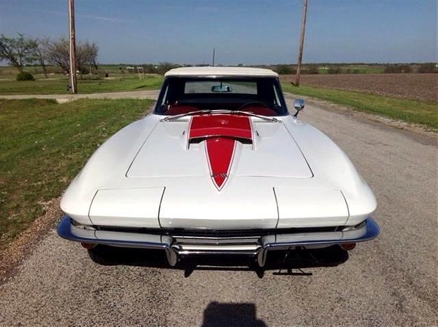 1967 Chevrolet Corvette 1LT Convertible
