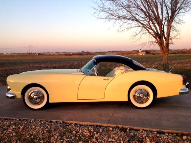 1954 Kaiser Deluxe  Roadster