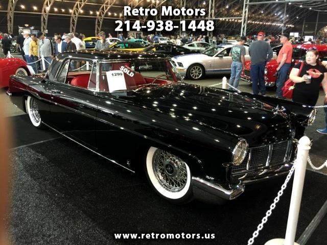 1956 Lincoln Mark II Coupe