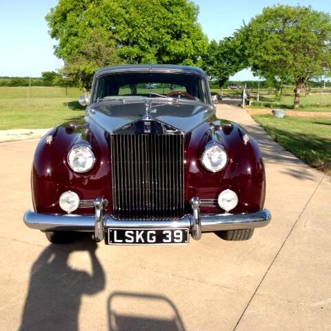 1959 Rolls-Royce Silver Cloud Saloon