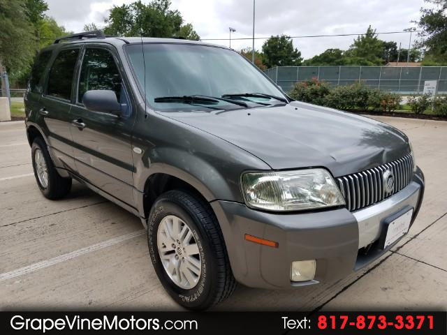 2006 Mercury Mariner Luxury 2WD