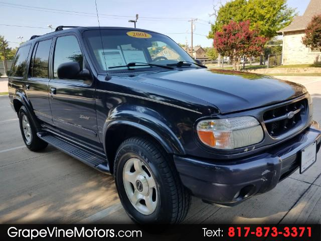 2001 Ford Explorer Limited 4WD