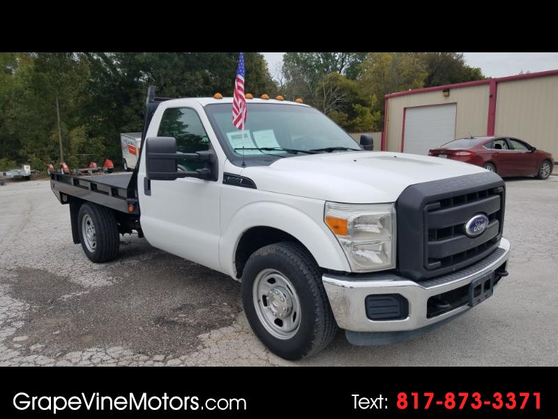 2012 Ford F-350 SD XL 2WD